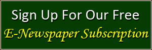 Sign Up for our Free E-Newspaper Subscription