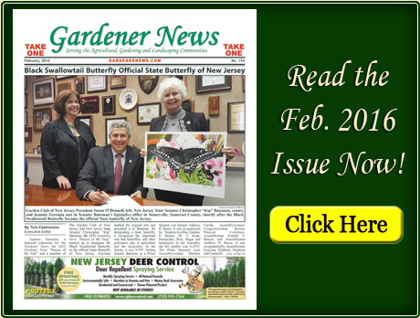 Read the February 2016 issue of the Gardener News