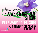 NJ Flower and Garden Show