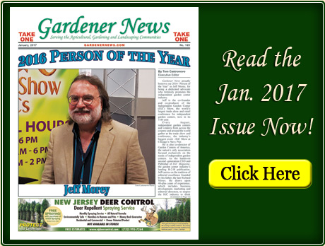 Read the January 2017 issue of the Gardener News