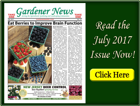 Read the July 2017 issue of the Gardener News