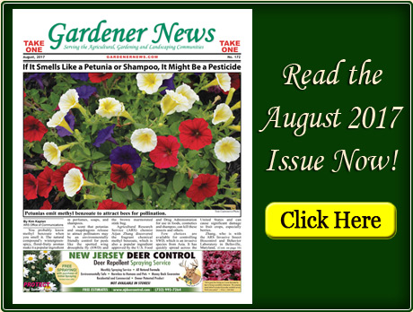 Read the August 2017 issue of the Gardener News