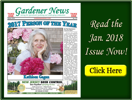 Read the January 2018 issue of the Gardener News