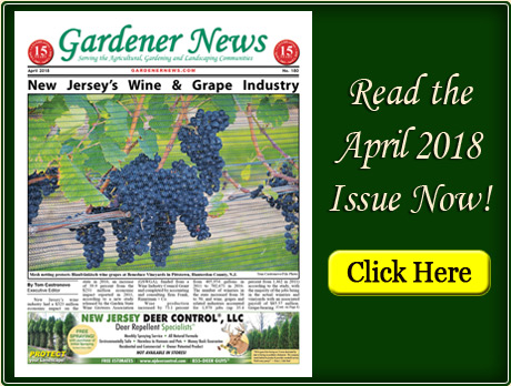 Read the April 2018 issue of the Gardener News