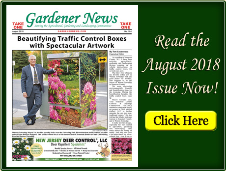 Read the August 2018 issue of the Gardener News