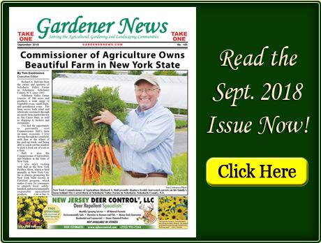 Read the September 2018 issue of the Gardener News