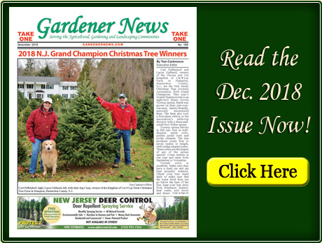 Read the December 2018 issue of the Gardener News